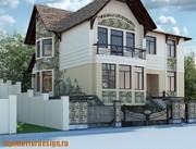 Проектирование и строительство каркасных домов в Ижевске
