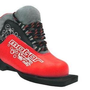 Продам лыжные ботинки детские Motor (Пермь)