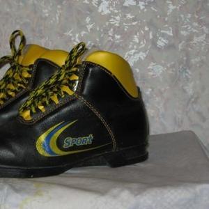 Продаются лыжные ботинки Ярославской фабрики SPINE