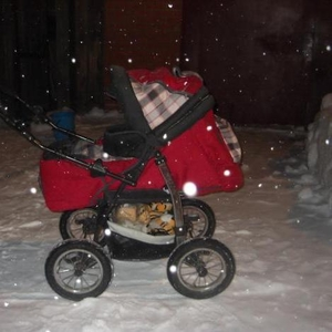 Продам коляску, зима-лето.Производство Германия.
