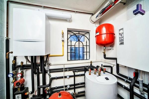 Отопление,  водоснабжение,  канализация. 2