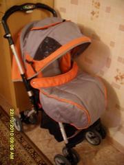 Продается детская коляска Капелла (весна-лето-осень)
