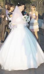 Продам свадебное платье То Be Bride